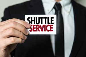 airport shuttle service Portland